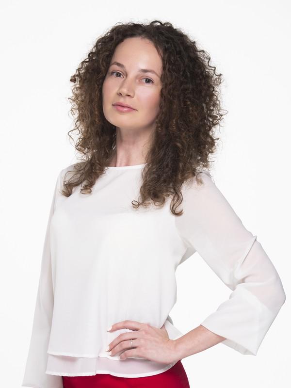 Елена Гевел, помощник частного исполнителя Анатолия Телявского